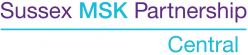 The Sussex MSK Partnership Central Logo